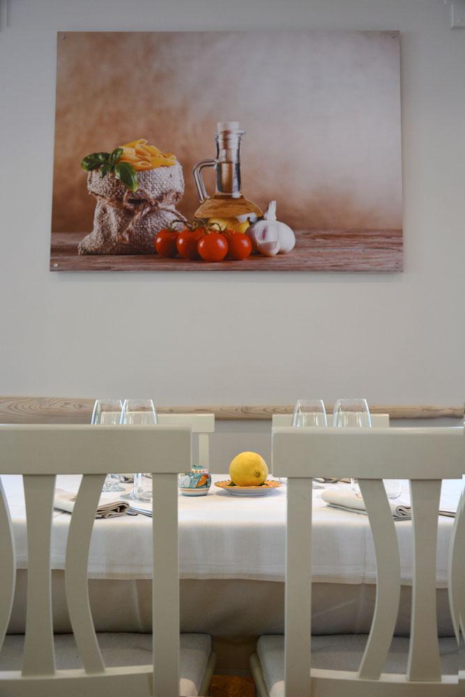 ristorante cucina amalfitana e campana