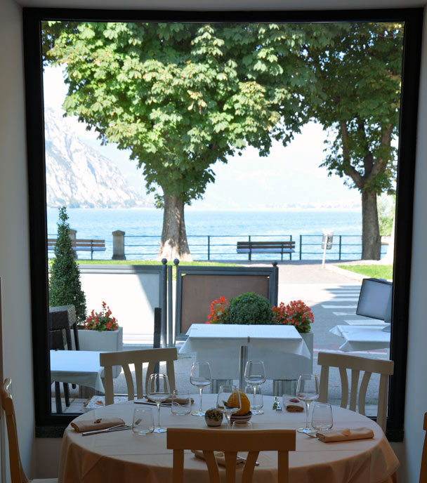 ristorante vista lago lecco
