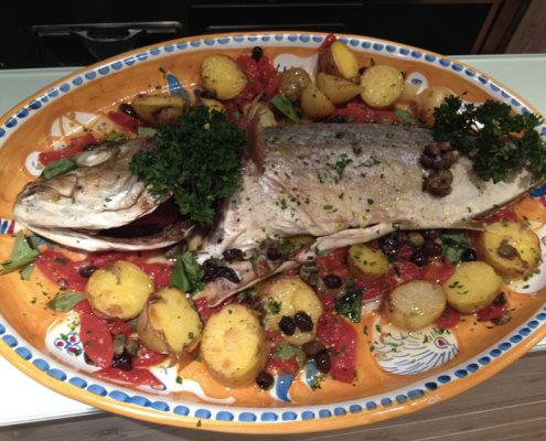 ristorante lecco pesce