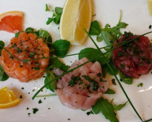 ristorante cucina pesce a Lecco